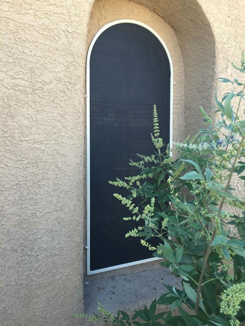 exterior solar screens las vegas