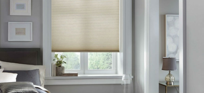 Honeycomb Shades Blackjack Blinds
