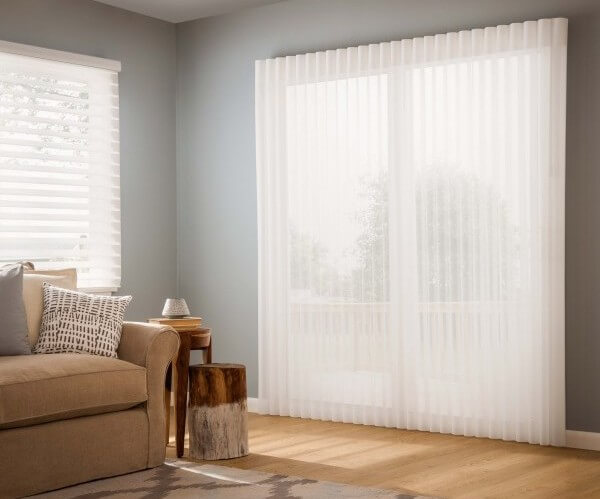 Sheer Shades Blackjack Blinds