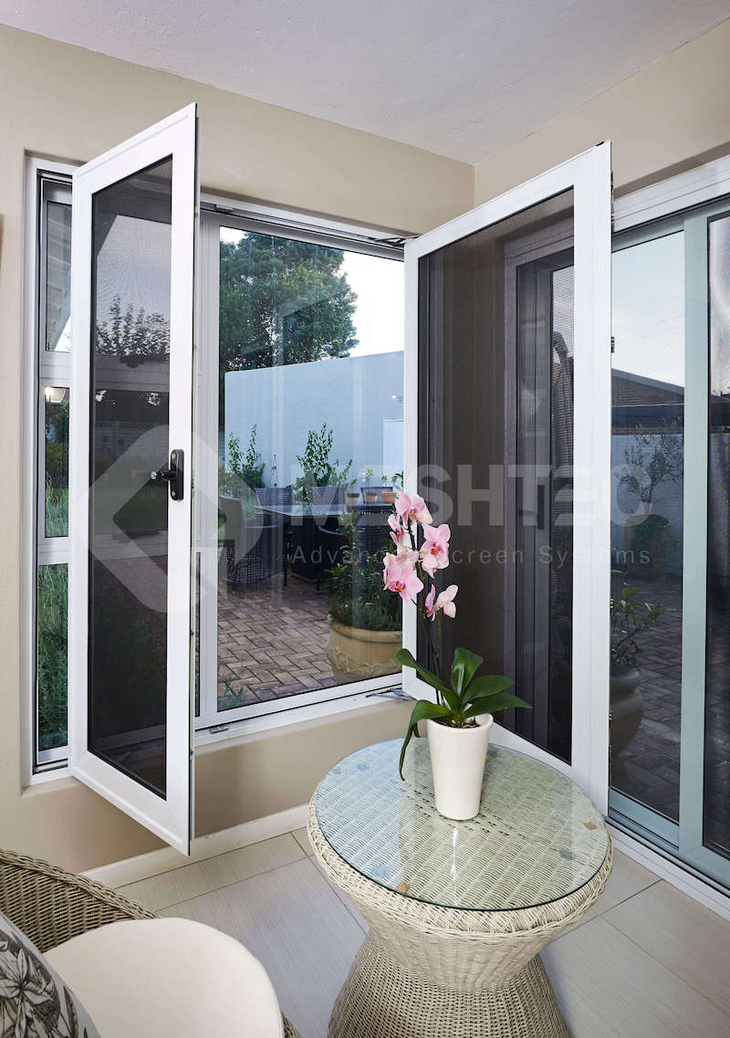Meshtec French Window