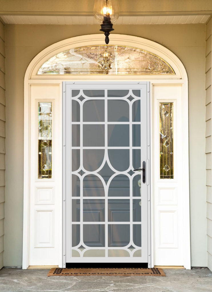 Titan Security Doors - Blackjack Blinds